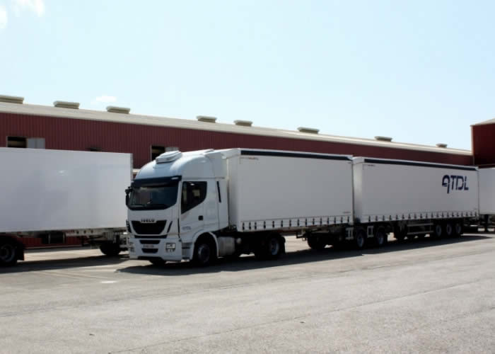 Megacamiones Guillén para reforzar la flota ATDL